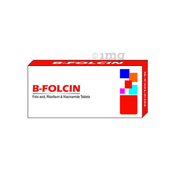 B-Folcin Tablet