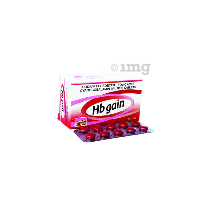 HB Gain Tablet