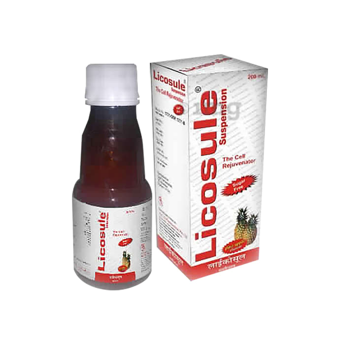 Licosule Syrup