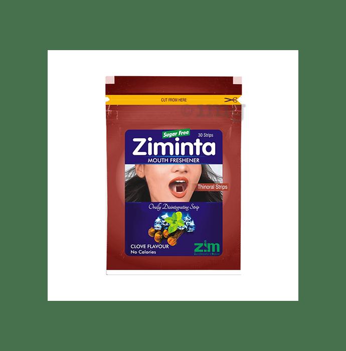 Ziminta Mouth Freshener Clove