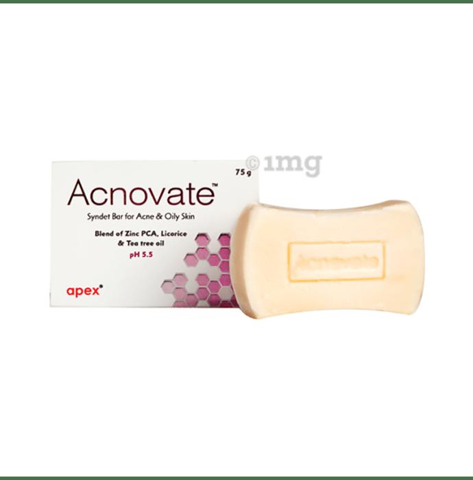Acnovate Soap