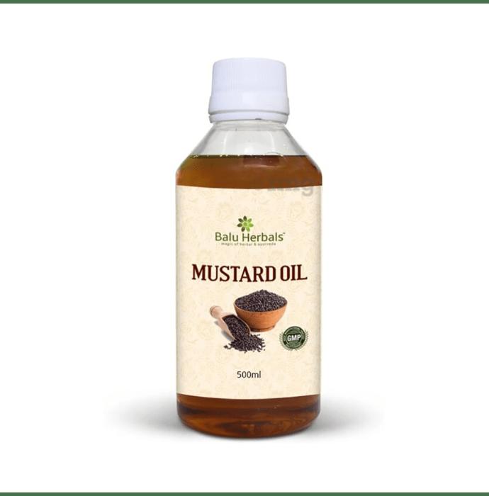 Balu Herbals Mustard Oil