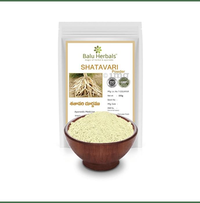 Balu Herbals Shatavari Powder