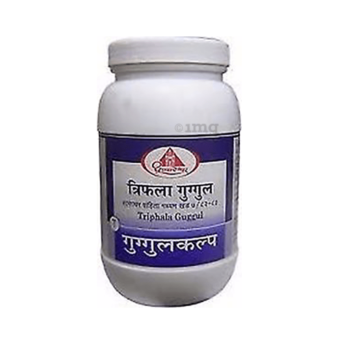Dhootapapeshwar Triphala Guggul