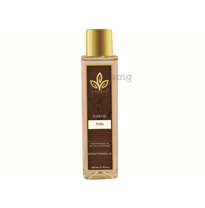 Orgera Trifla Hair Oil (without Mineral Oil)