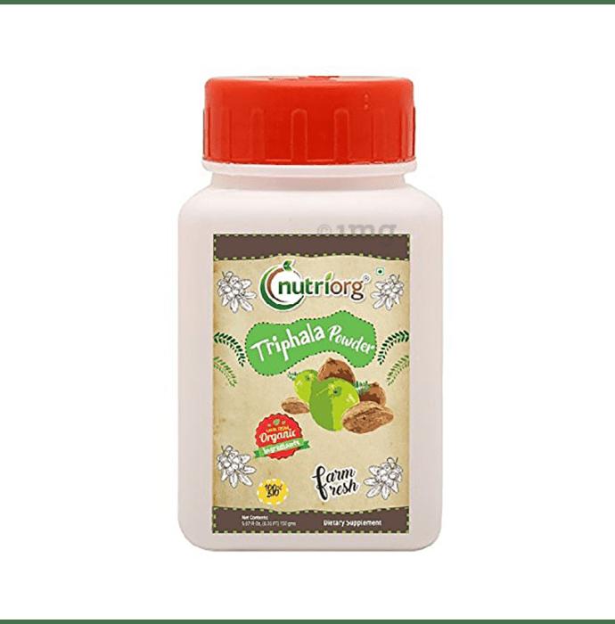 Nutriorg Triphala Powder