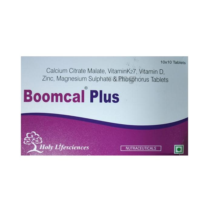 Boomcal Plus Tablet