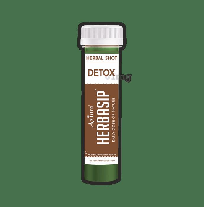 Axiom Herbasip Detox Herbal Shot (50ml Each)