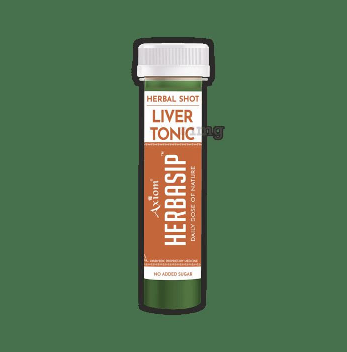 Axiom Herbasip Liver Tonic Herbal Shot (50ml Each)