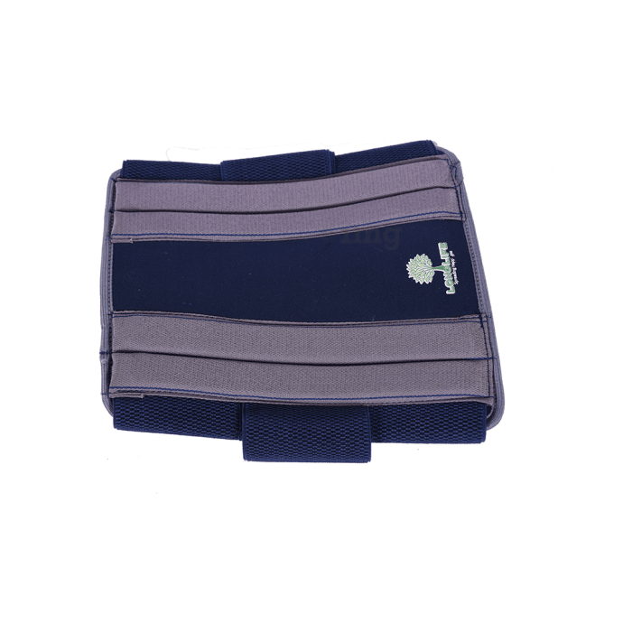 Longlife OCT 012 Contoured LS Support Large Blue