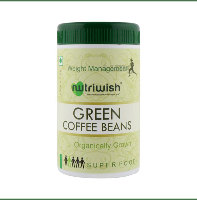Nutriwish Green Coffee  Beans