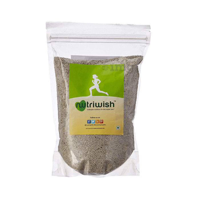 Nutriwish Premium White Chia Seeds