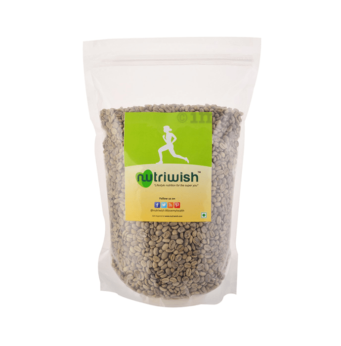 Nutriwish Green Coffee  Beans