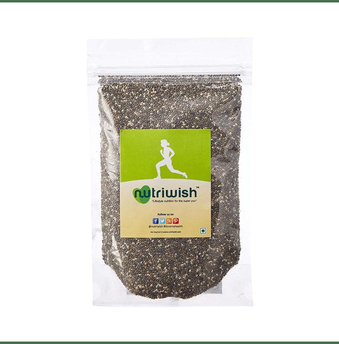 Nutriwish Chia Seeds Raw