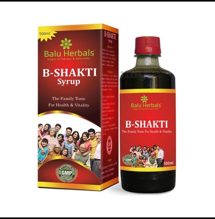 Balu Herbals B-Shakti Syrup