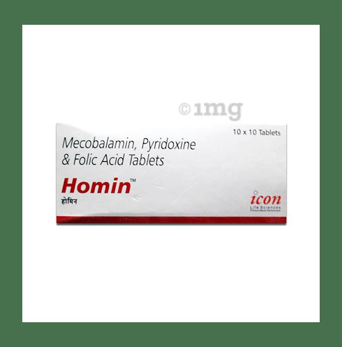 Homin Tablet