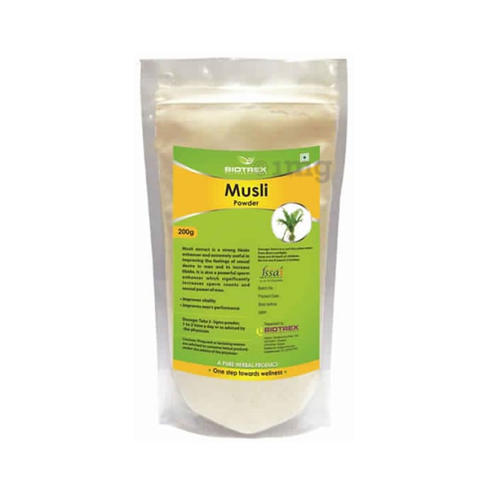 Biotrex Musli Herbal Powder