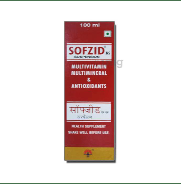 Sofzid NS Syrup