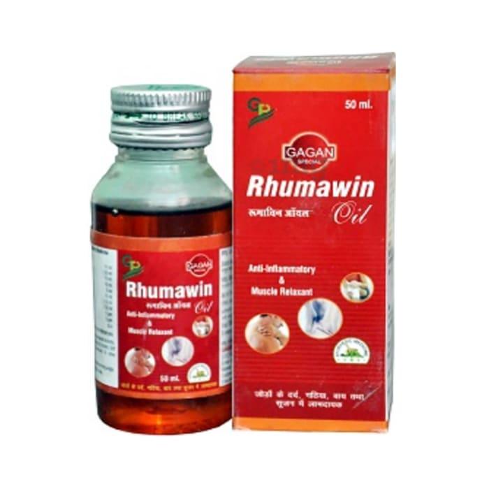 Rumawin Oil