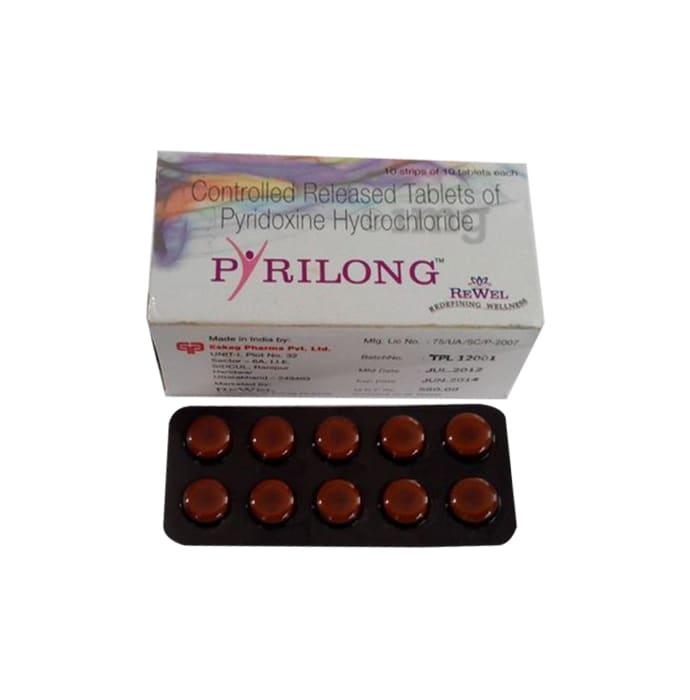Pyrilong Tablet