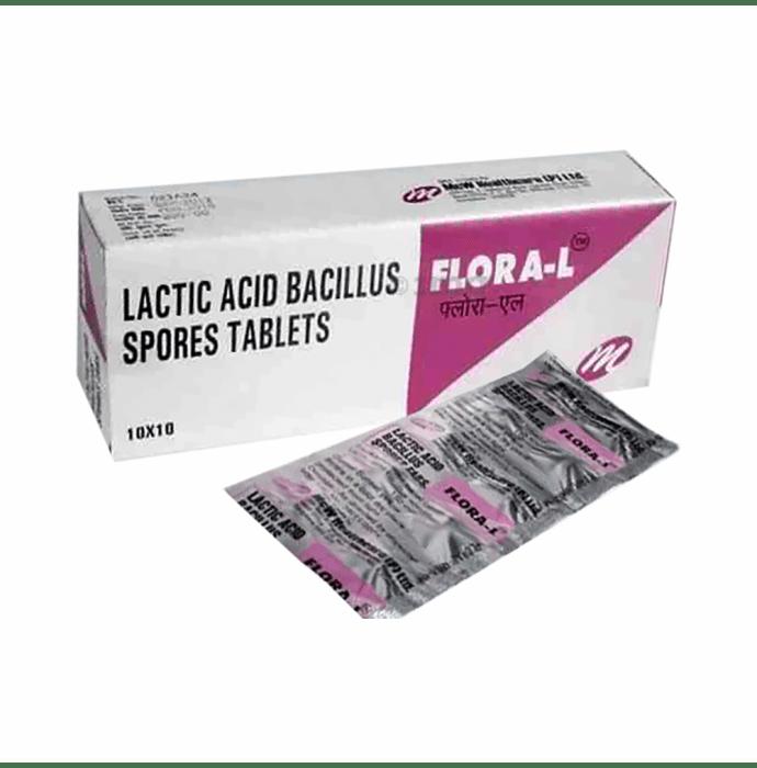 Flora L Tablet