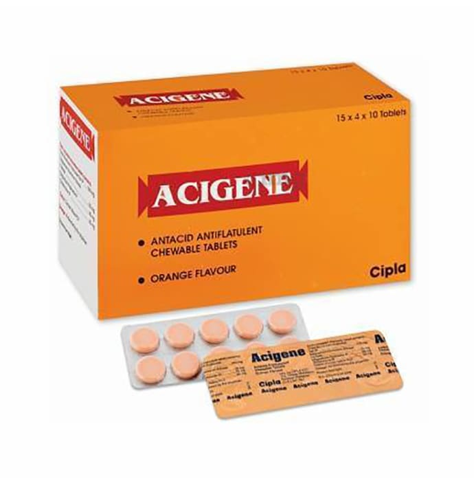 Acigene  Tablet