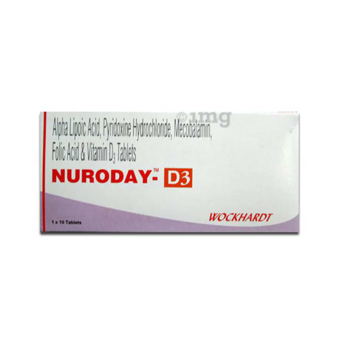 Nuroday-D3 Tablet