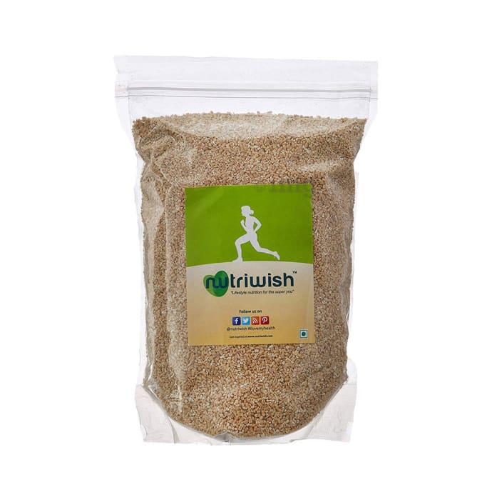 Nutriwish Premium Gluten Free Steel Cut Oats