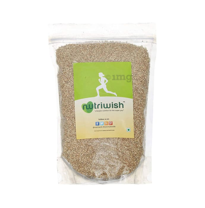 Nutriwish Gluten Free White Quinoa Seeds