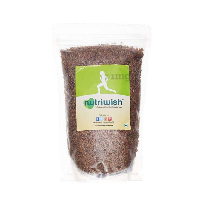 Nutriwish Flax Seeds Raw