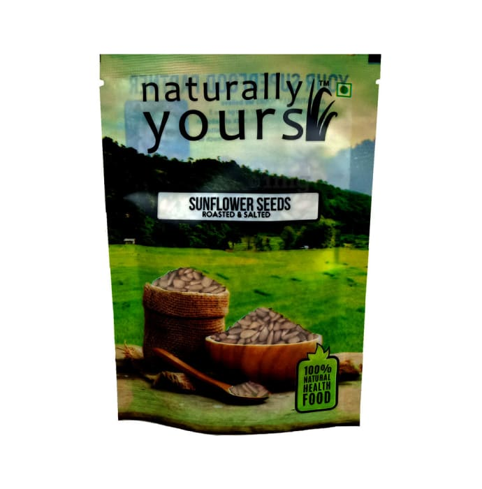 Naturally Yours Sunflower Seeds Roasted and Salted