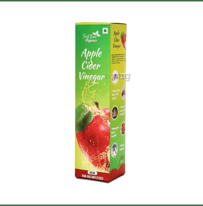First Bud Organics Apple Cider Vinegar