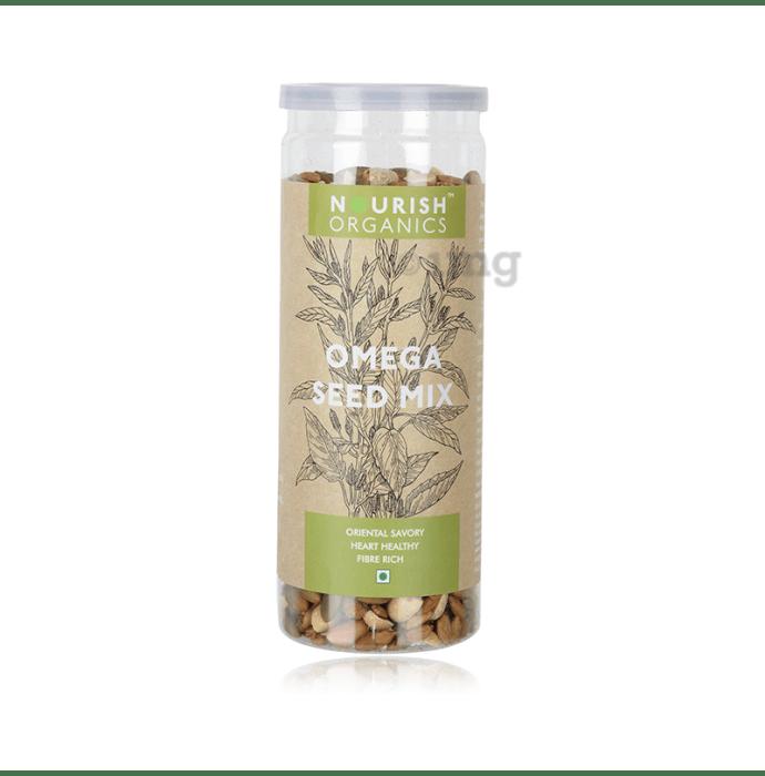 Nourish Organics Omega Seed Mix