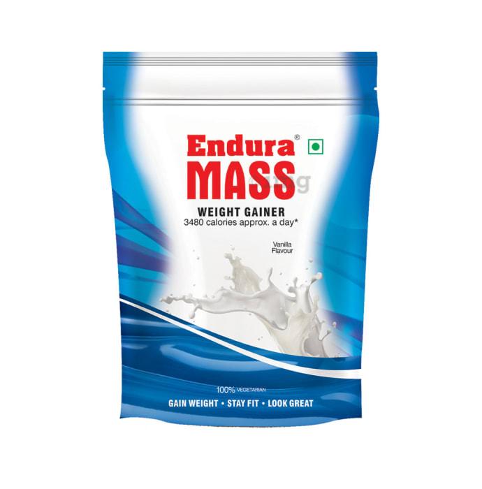 Endura Mass Weight Gainer Vanilla Refill