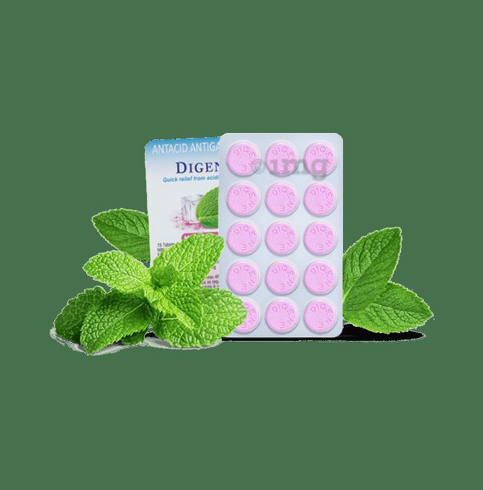 Digene Tablet Mint