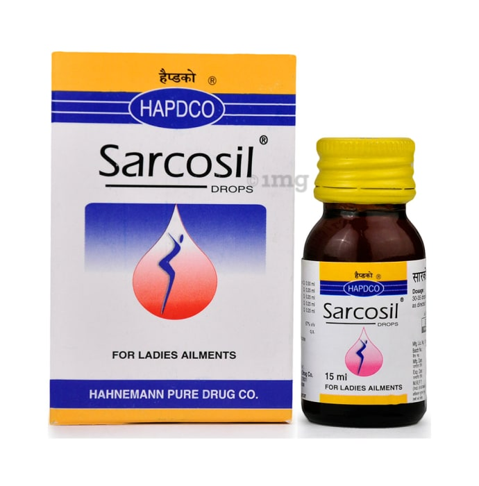 Hapdco Sarcosil Drop