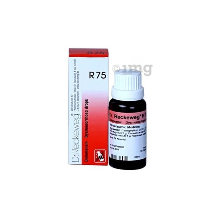Dr. Reckeweg R75 Dysmenorrhoea Drop