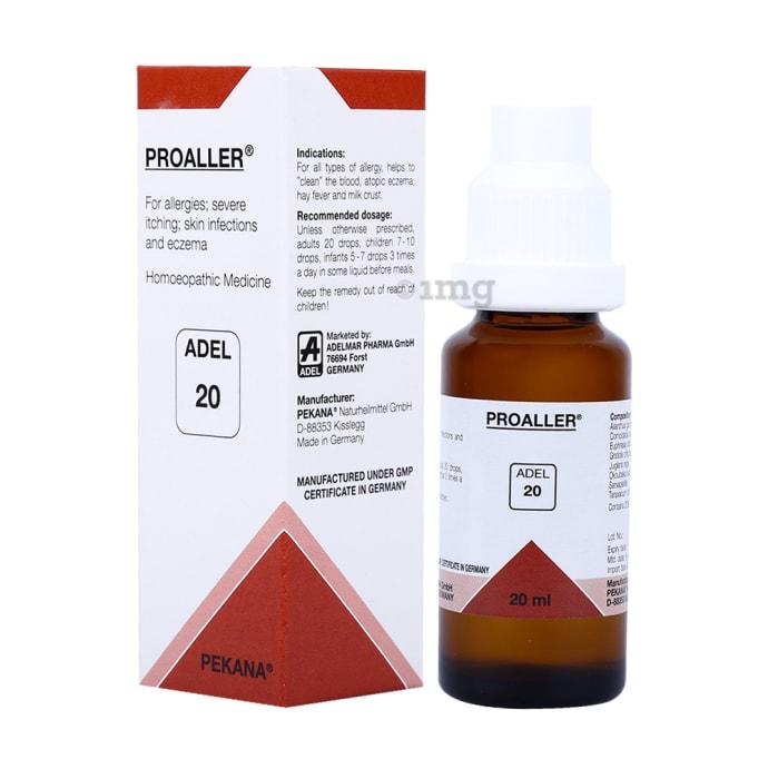 ADEL 20 Proaller Drop