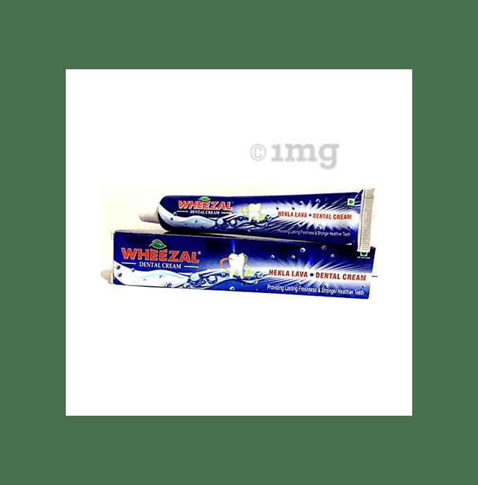 Wheezal Hekla Lava Dental Cream