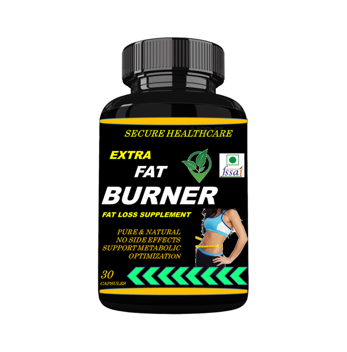 Secure Healthcare Extra Fat Burner Capsule