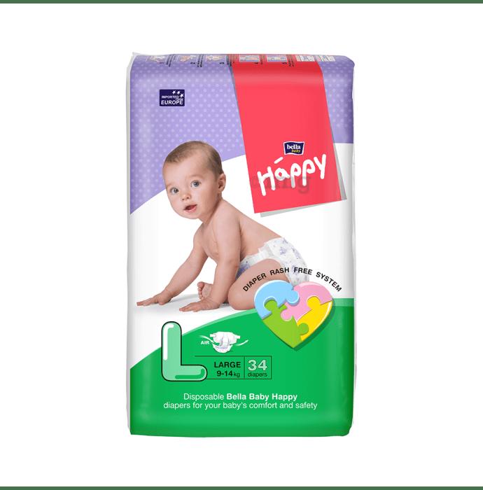 Bella Baby Happy Diaper Large