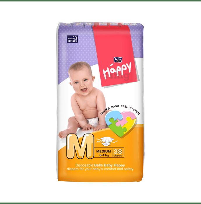 Bella Baby Happy Diaper Medium