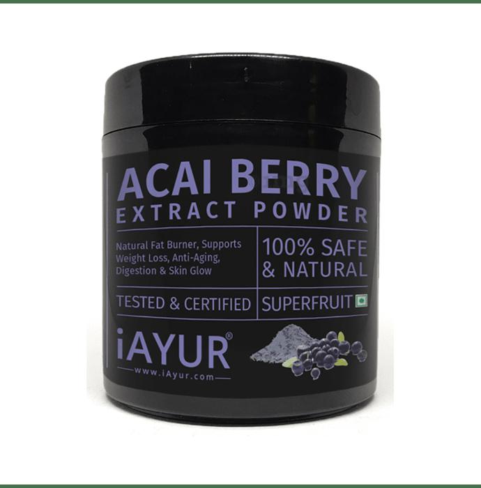 iAYUR Acai Berry Extract Powder
