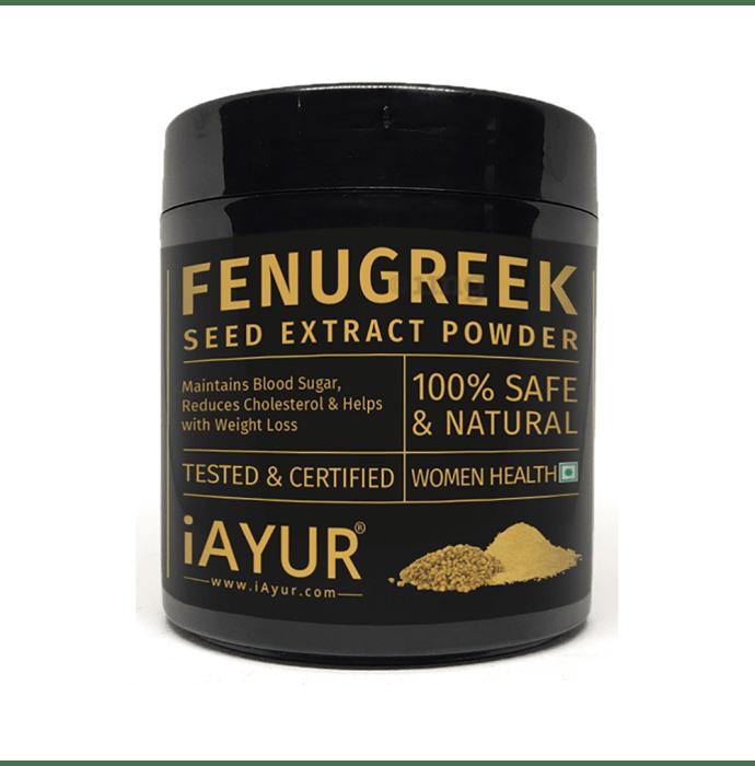 iAYUR Fenugreek Seed Extract Powder