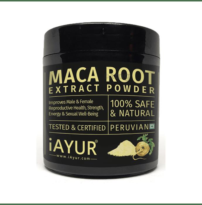 iAYUR Maca Root Extract Powder