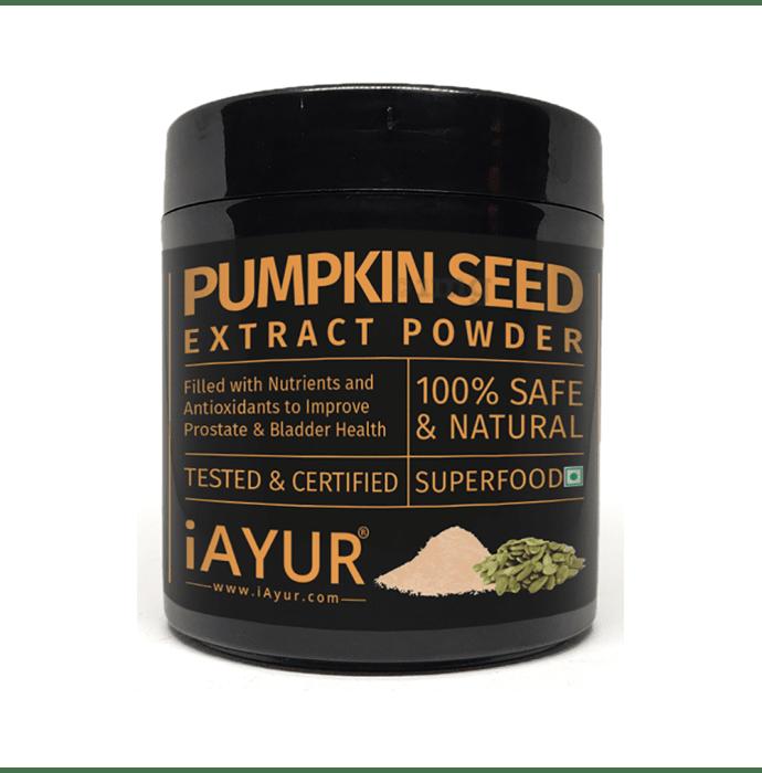 iAYUR Pumpkin Seed Extract Powder