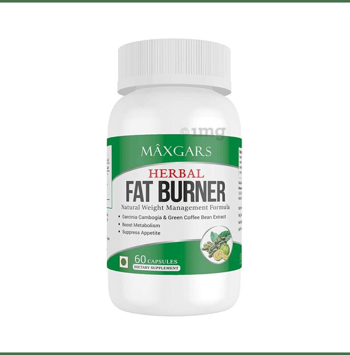 Maxgars Herbal Fat Burner Capsule