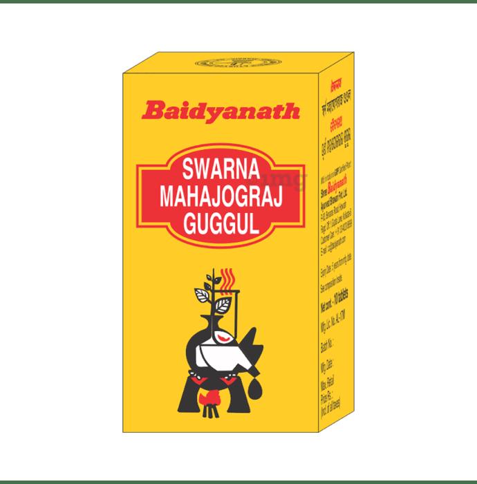 Baidyanath Swarna Mahajograj Guggulu