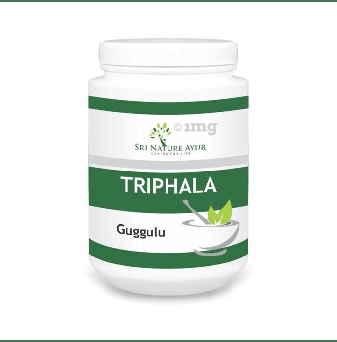 Sri Nature Ayur Triphala Guggulu Tablet