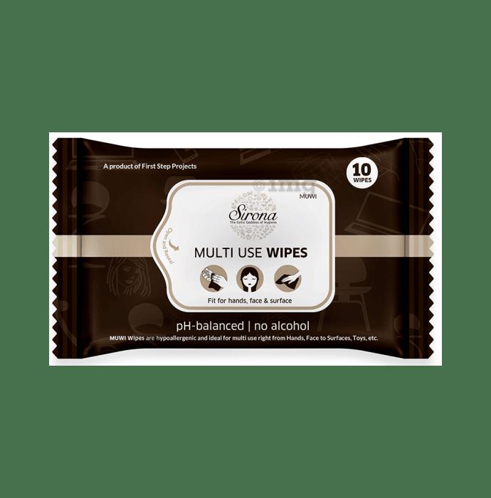 Sirona Multi-Use Wet Wipes